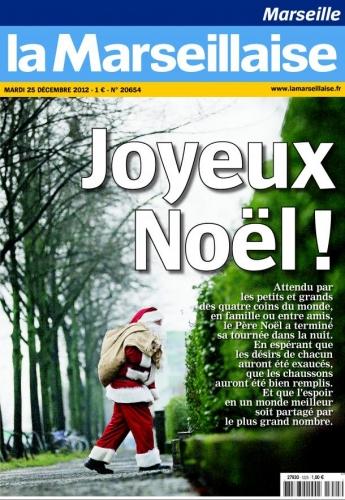 Noël Joyeux Noël lamarseillaise-cover.jpg