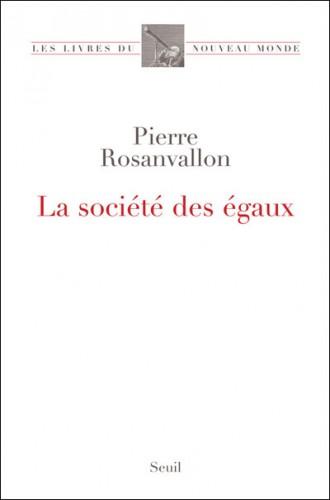 pierre rosanvallon,livre