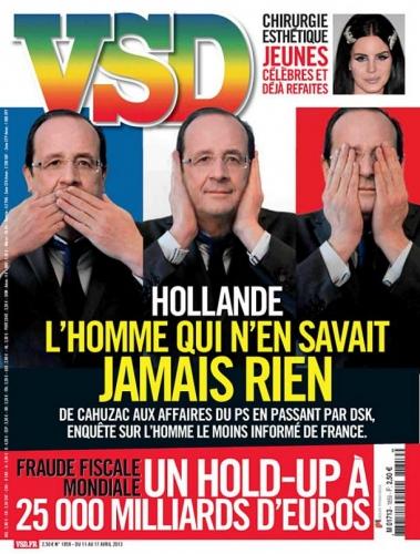 corruption politique PS Hollande L'homme qui n'en savait jamais rien vsd-cover.jpg