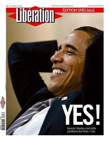 USA, Etats-Unis, Barack Obama, élections présidentielles, 2012, victoire, réélection, président
